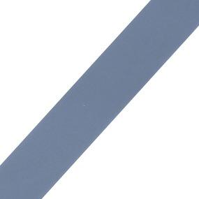 Лента светоотражающая 25мм серая 1 м фото