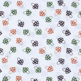 Маломеры бязь плательная 150 см 1761/1 цвет белый 1 м фото