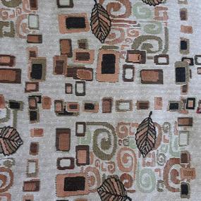 Ткань на отрез гобелен Жаккард 205,5 см С161-ЮА Аметист 71 фото