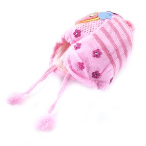 Шапка детская на меху 8 о/г 42-46 см разные расцветки фото
