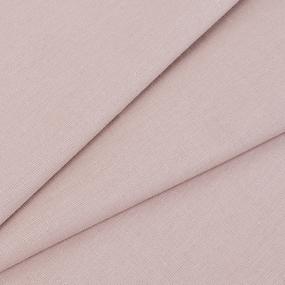 Ткань на отрез поплин гладкокрашеный 115 гр/м2 220 см цвет бежевый фото