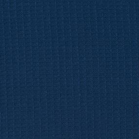 Полотенце вафельное банное 150/75 см цвет индиго фото