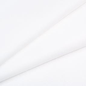 Ткань на отрез бязь отбеленная 140 гр/м2 170 см Премиум фото