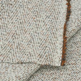 Весовой лоскут №4.59 Драп-Ёлочка бежевый 0,70 - 0,90 (+/-2см) м 1,010 кг фото