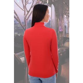 Водолазка Шерри 8765 цвет красный р 60 фото