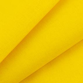 Ткань на отрез бязь ГОСТ Шуя 150 см 11440 цвет желтый фото
