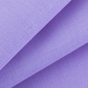 Ткань на отрез бязь ГОСТ Шуя 150 см 11620 цвет бледно-фиолетовый фото