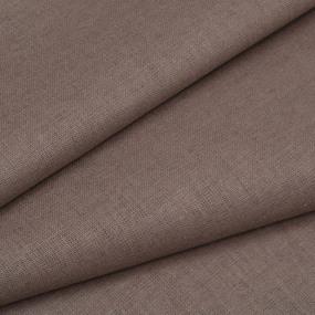 Ткань на отрез бязь ГОСТ Шуя 150 см 16150 цвет кофе фото