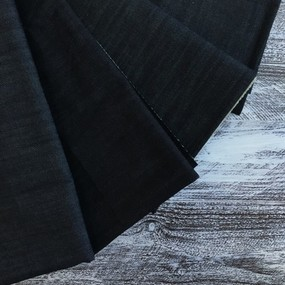Весовой лоскут джинса от 0,07 до 0,10 м в ассортименте по 1 кг фото