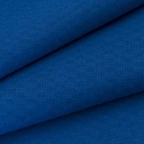 Скатерть жаккард 15 150/150 цвет синий уценка фото