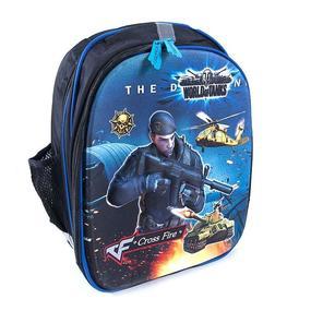 Школьный рюкзак 3D 2025 фото