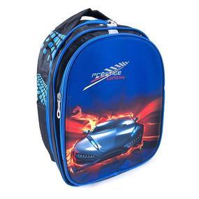 Школьный рюкзак 3D 2034 расцветки в ассортименте фото