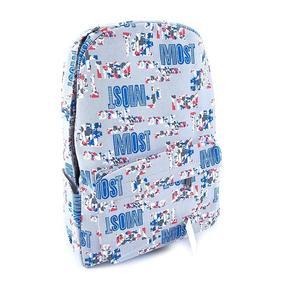 Школьный рюкзак 2046 цвет серый фото