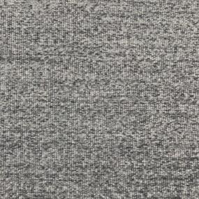 Ткань на отрез кашкорсе 3-х нитка с лайкрой Графит фото