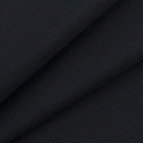 Ткань на отрез бязь М/л Шуя 150 см 10100 черный фото