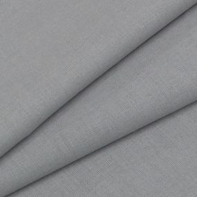 Ткань на отрез бязь М/л Шуя 150 см 12320 цвет стальной 2 фото