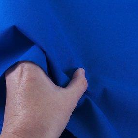 Ткань на отрез бязь М/л Шуя 150 см 13710 цвет василек фото