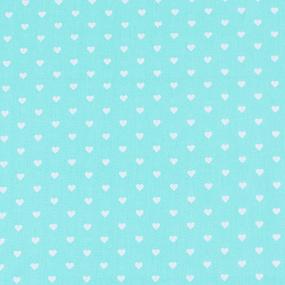 Маломеры бязь плательная 150 см 1746/16 цвет мята 1 м фото