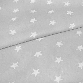 Мерный лоскут бязь плательная 1700/17 цвет серый фото