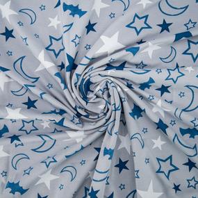 Ткань на отрез кулирка R3375-V2 Gotham City фото