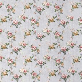 Ткань на отрез бязь плательная 150 см 11372/1 Ансамбль фото