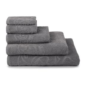 Полотенце махровое Romance ПЛ-401-04353 50/90 см цвет серебро фото