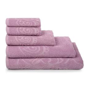 Полотенце махровое Romance ПЛ-401-04353 70/130 см цвет сиреневый фото