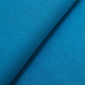 Маломеры ситец 150 см 17350 синий 1.1 м фото