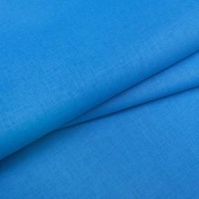 Маломеры ситец 150 см 12440 синий 3.4 м фото
