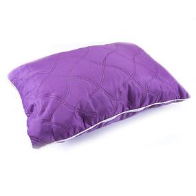 Подушка декоративная чехол шелк ультрастеп фиолетовый 40/60 фото