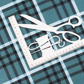 Ткань на отрез фланель Престиж 150 см 21193/3 Клаудио фото
