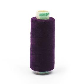 Нитки бытовые Dor Tak 40/2 366м 100% п/э, цв.734 фиолетовый фото