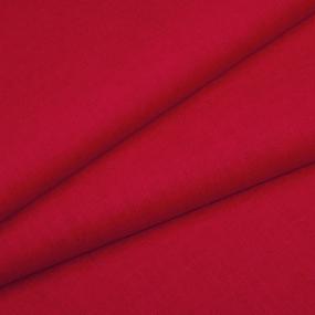 Ткань на отрез бязь М/л Шуя 150 см цвет красный фото