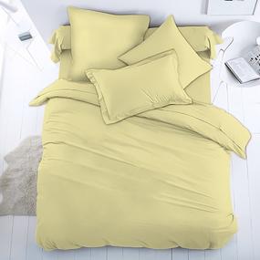 Перкаль 150 см гладкокрашеный арт 140 Тейково рис 82050-10 желтый фото