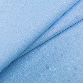 Перкаль 150 см гладкокрашеный арт 140 Тейково рис 82205-05 голубой фото