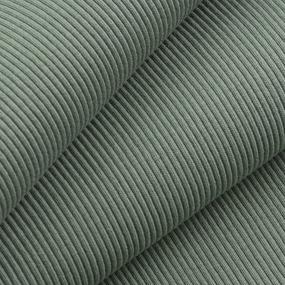 Мерный лоскут кашкорсе 3-х нитка с лайкрой цвет светло-зеленый фото
