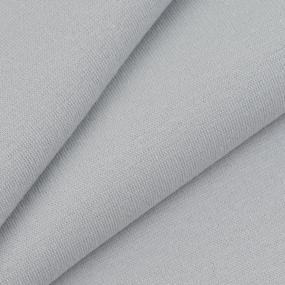 Мерный лоскут рибана лайкра карде Glacier Grey 9554 фото