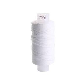 Нитки швейные 70ЛЛ 200м цвет 0101 белый фото