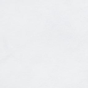 Мерный лоскут Плюш Минки гладкий Китай 180 см/85 см цвет белый фото