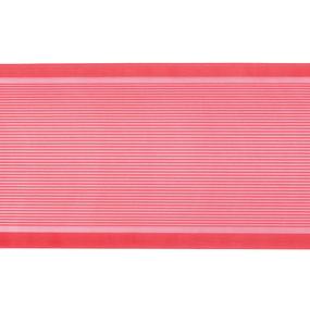 Лента для бантов ширина 80 мм цвет красный 1 метр фото
