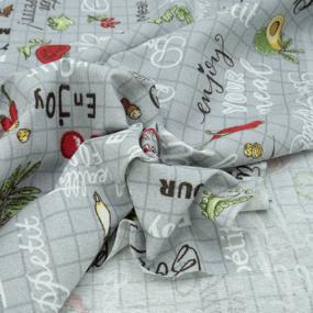 Ткань на отрез рогожка 150 см 3074-1 Чили фото