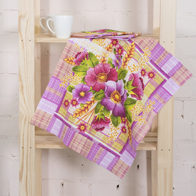 Набор вафельных полотенец 3 шт 50/60 см 201591 фото