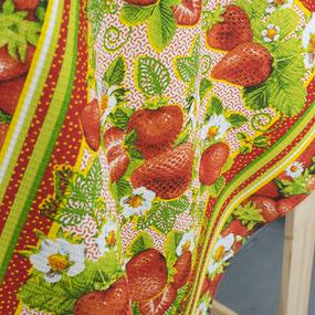 Набор вафельных полотенец 3 шт 50/60 см 197731 Клубника фото
