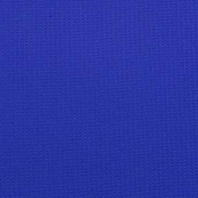Вафельное полотно гладкокрашенное 150 см 165 гр/м2 цвет василек фото