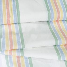 Полулен полотенечный 50 см Полоса 75 сорт 1 113358 фото