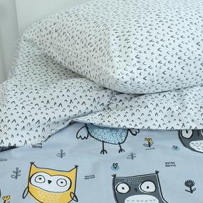 Детское постельное белье из поплина 1.5 сп 28324/1 Ночной дозор фото