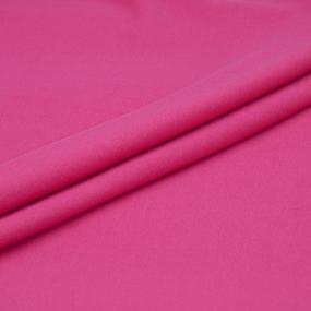 Ткань на отрез футер 3-х нитка диагональный цвет фуксия фото