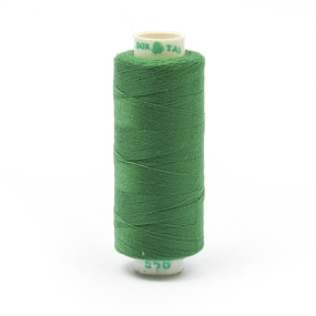 Нитки бытовые Dor Tak 40/2 366м 100% п/э, цв.556 зеленый фото
