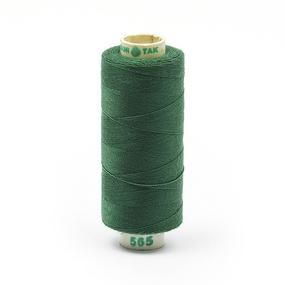 Нитки бытовые Dor Tak 40/2 366м 100% п/э, цв.565 зеленый фото