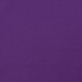 Ткань на отрез кулирка М-2045 цвет фиолетовый фото